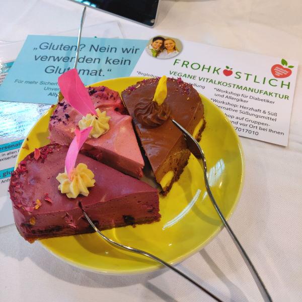 Bild Kuchen_vegan_glutenfrei_Messe